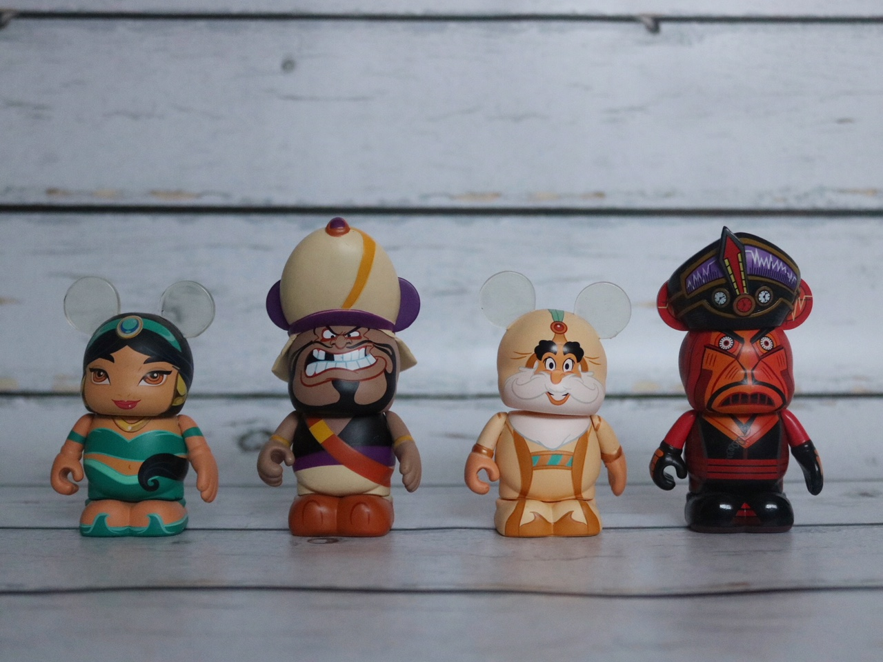 Disney Aladdin Vinylmation Set