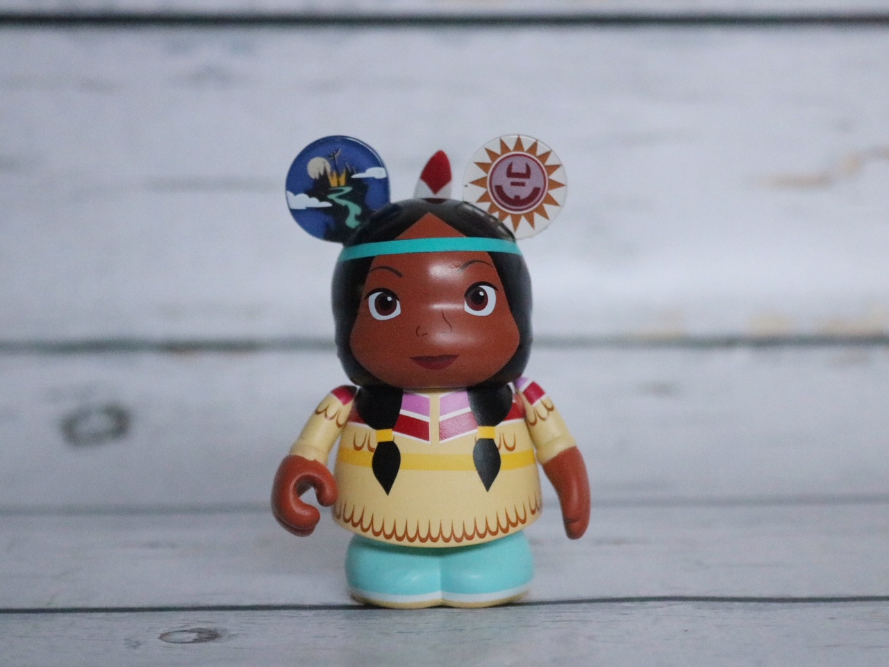 Disney Vinylmation Tiger Lily