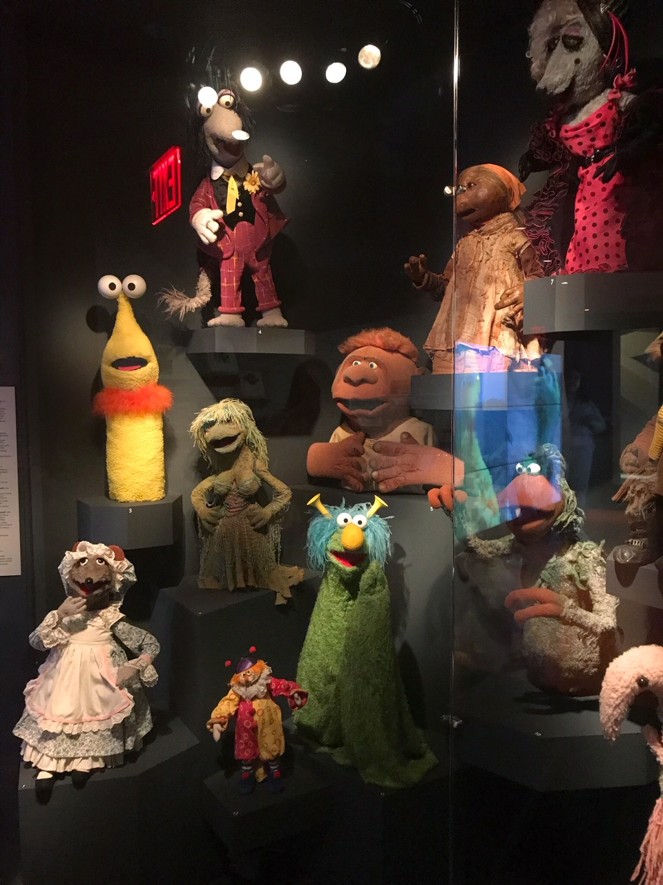 The Jim Henson Exhibition at the Museum of the Moving Image