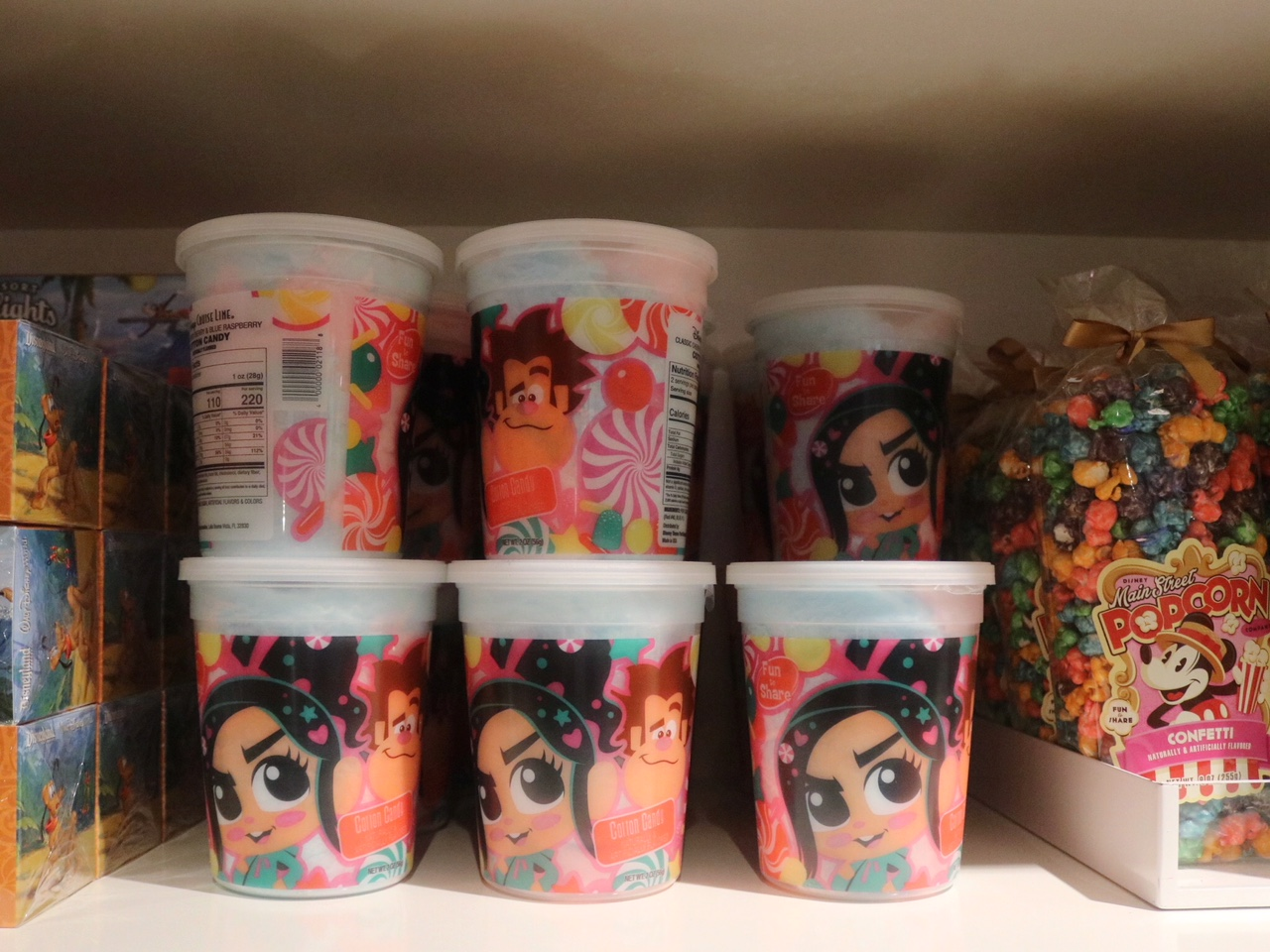 Disney Cruise Vanellope's Sweets and Treats