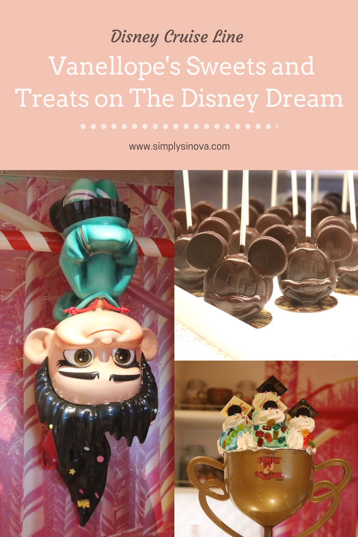 Vanellope's Sweets and Treats