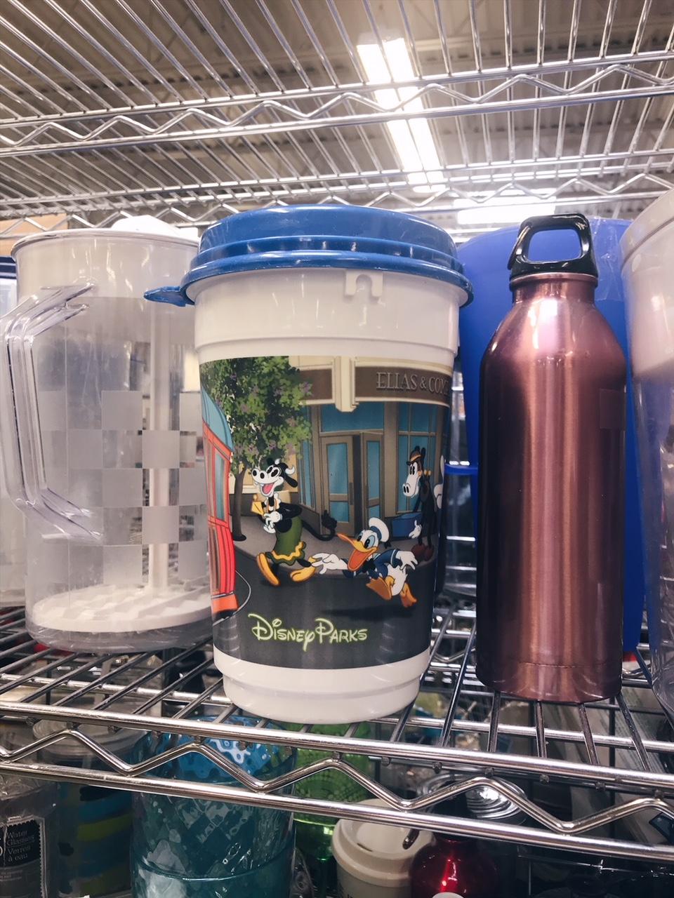 Vintage Disney Popcorn buckets