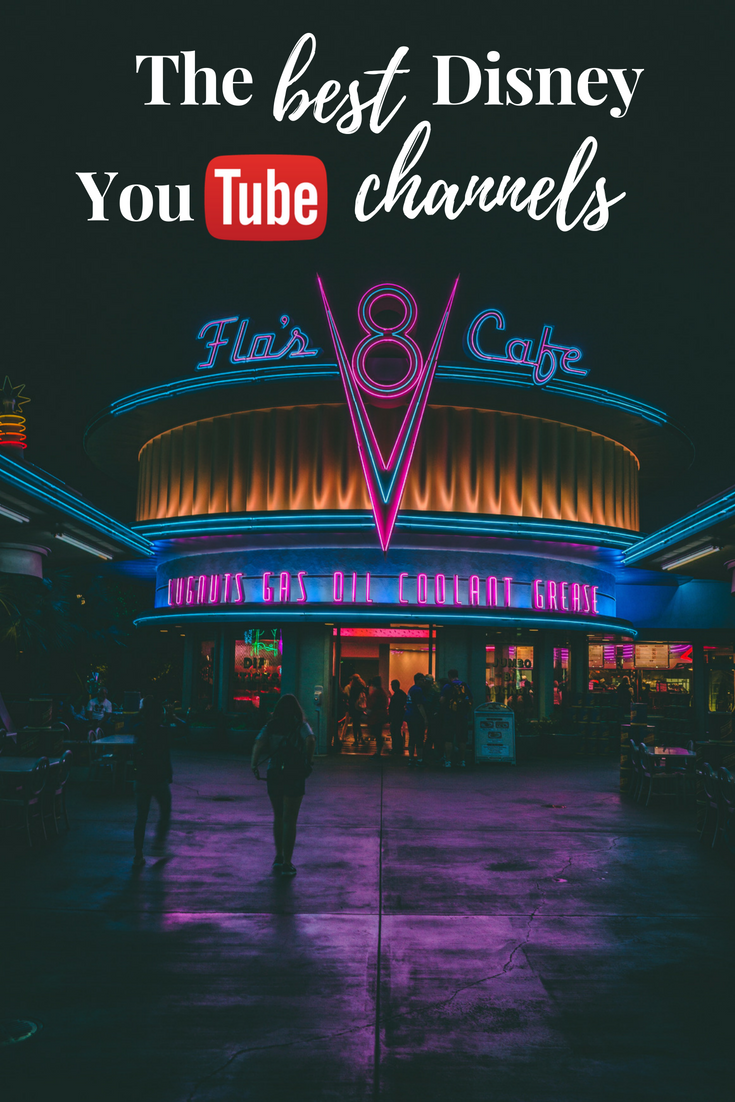 Best Disney Youtube Channels