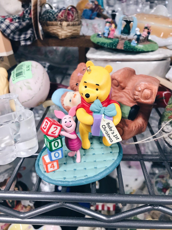 Vintage 2004 Winnie the Pooh Ornament