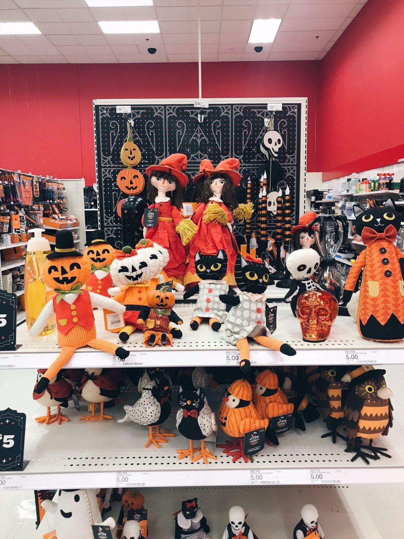 Target Fall Halloween Target