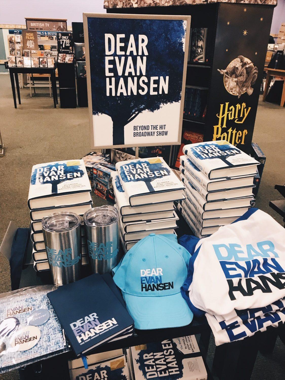 Dear Evan Hansen Merchandise at Barnes & Noble