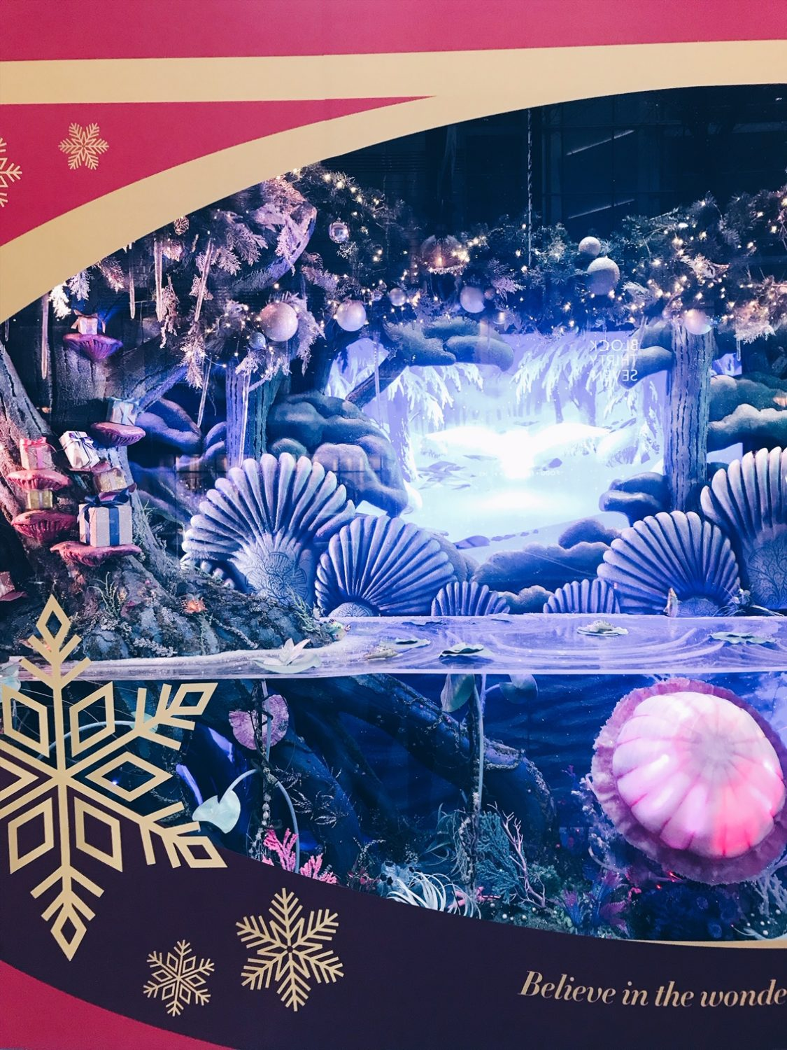 2018 Macy's Holiday Windows on State Street in Chicago