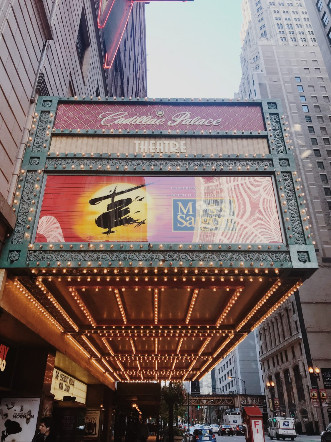 Broadway in Chicago Miss Saigon