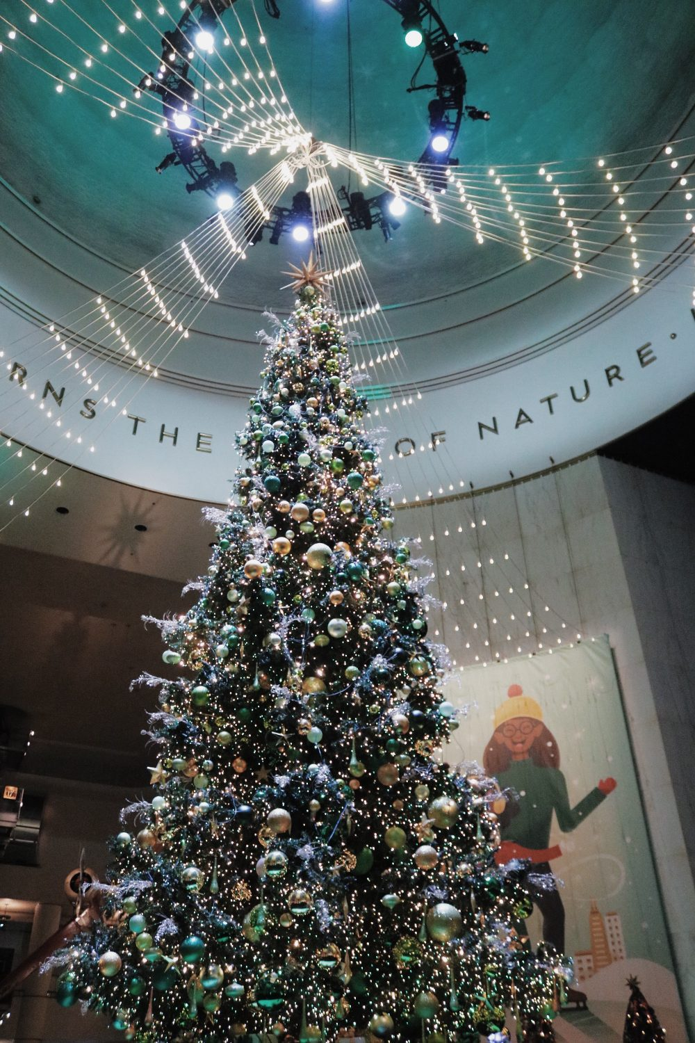 Christmas Around the World at the Museum of Science and Industry