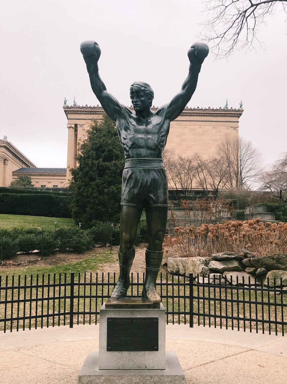 Philadelphia Rocky Statue