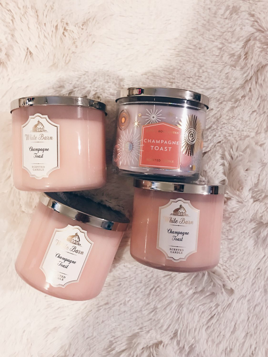Bath & Body Works $8.95 3-Wick Candle Day Sale