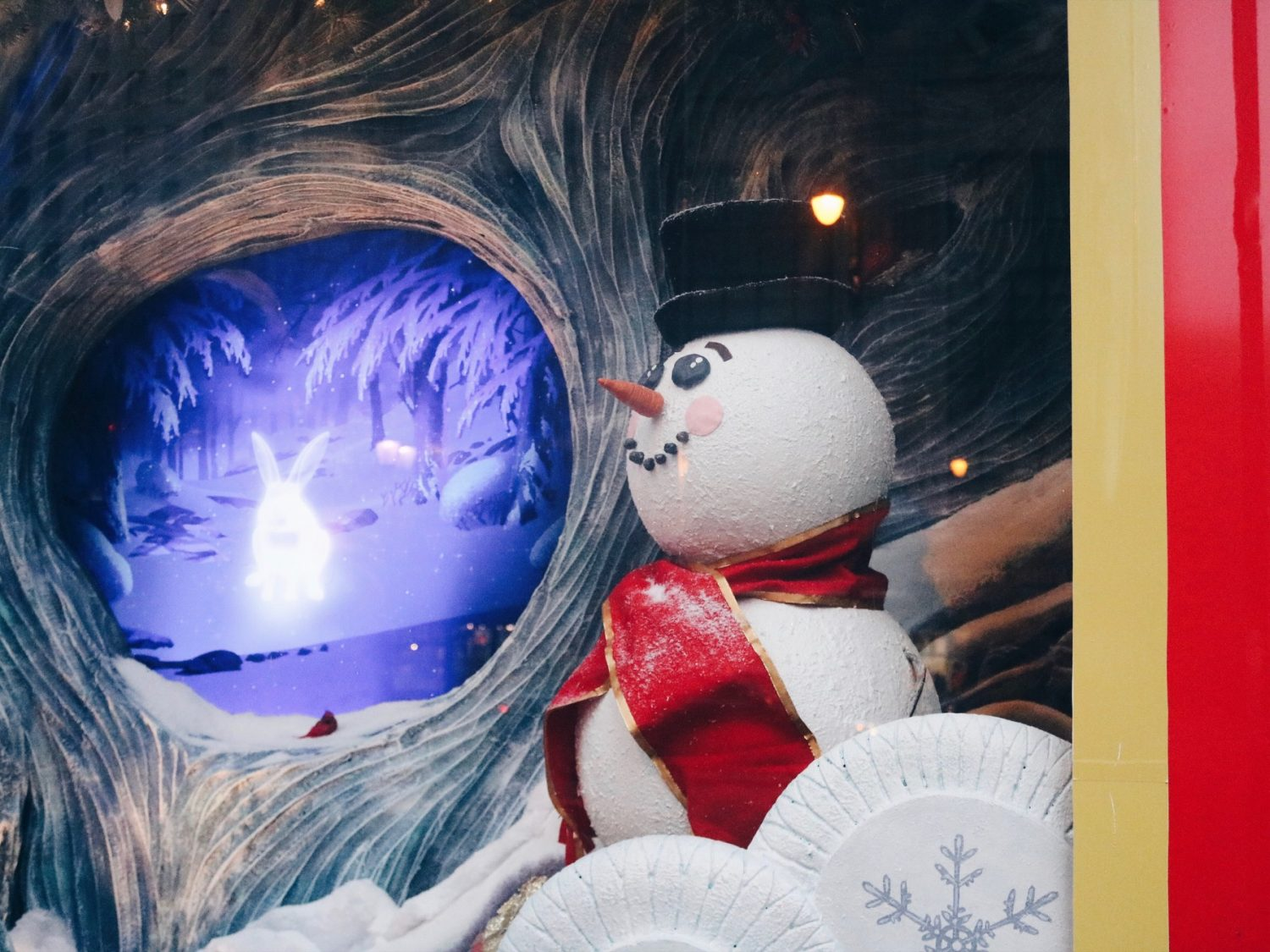 Philadelphia Macy's Holiday Windows