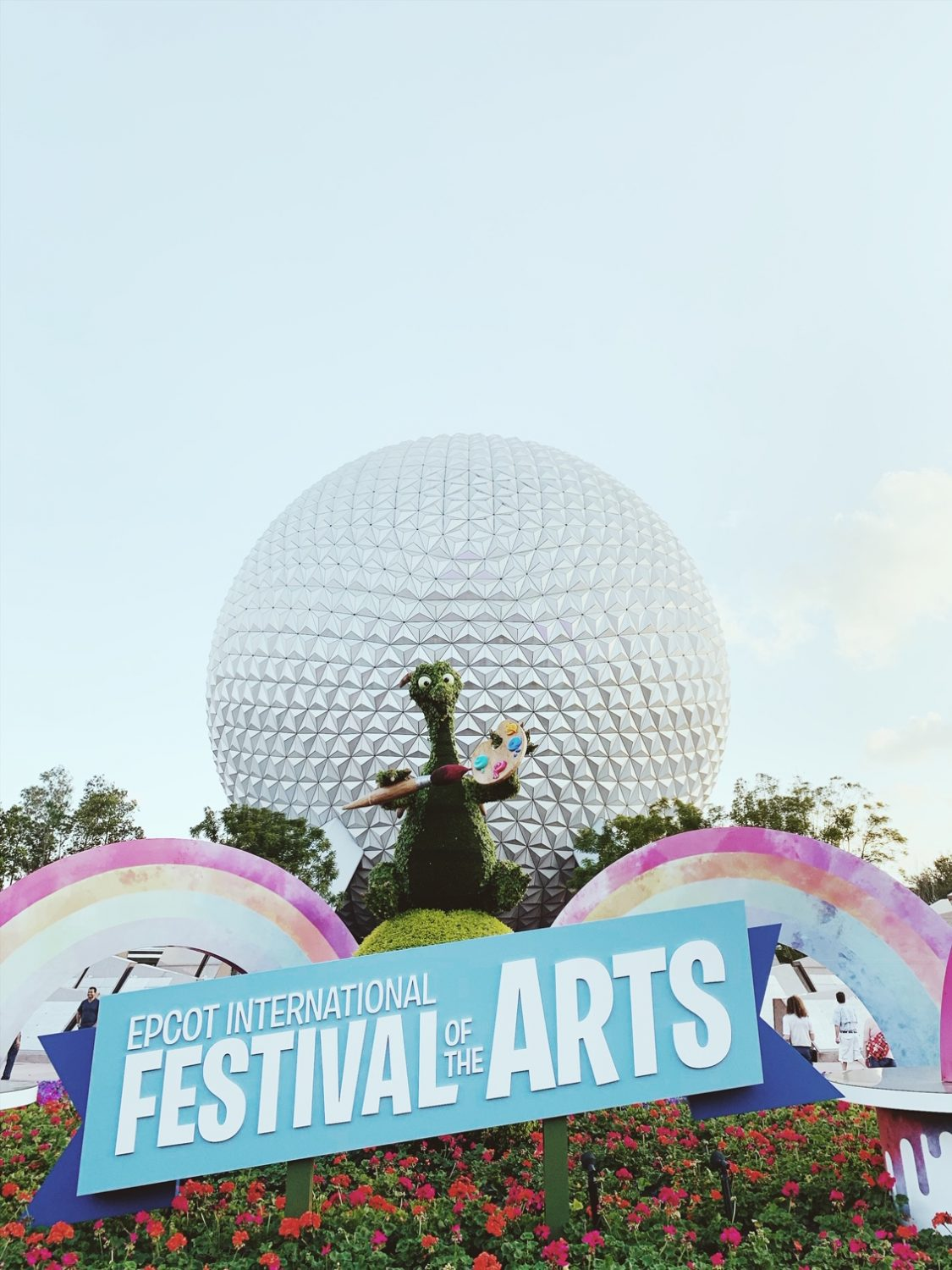 2019 Epcot International Festival of the Arts