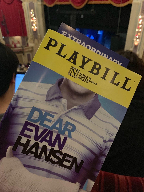 Dear Evan Hansen Chicago