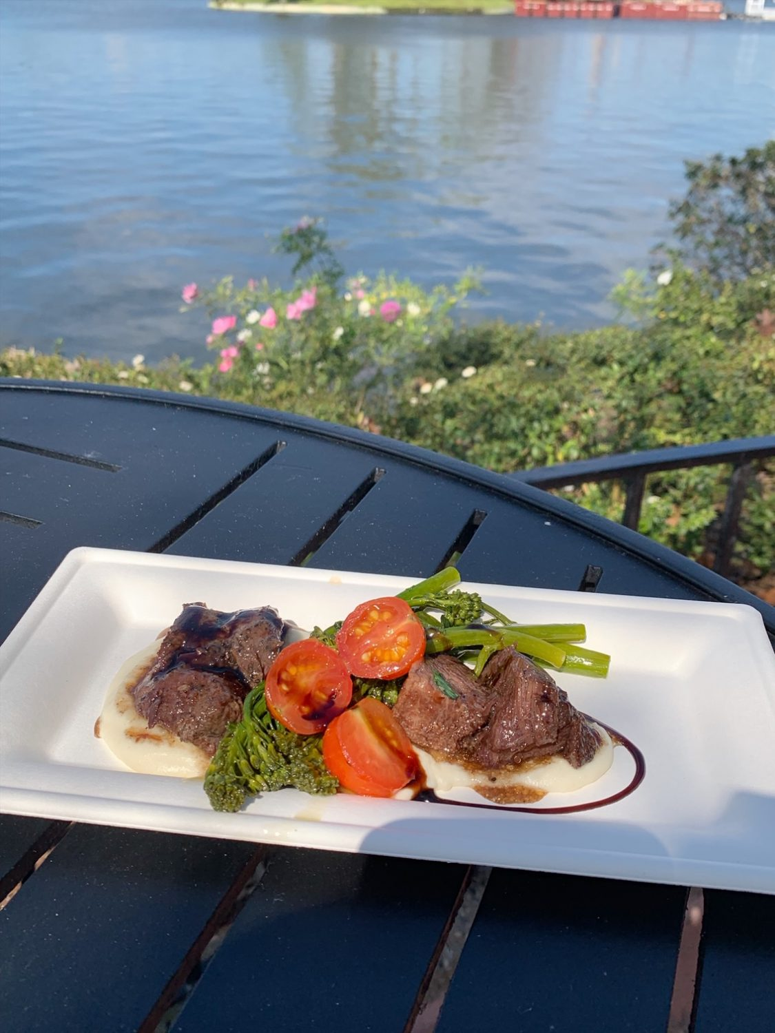 Epcot International Festival of the Arts Red Wine-braised Beef Short Rib