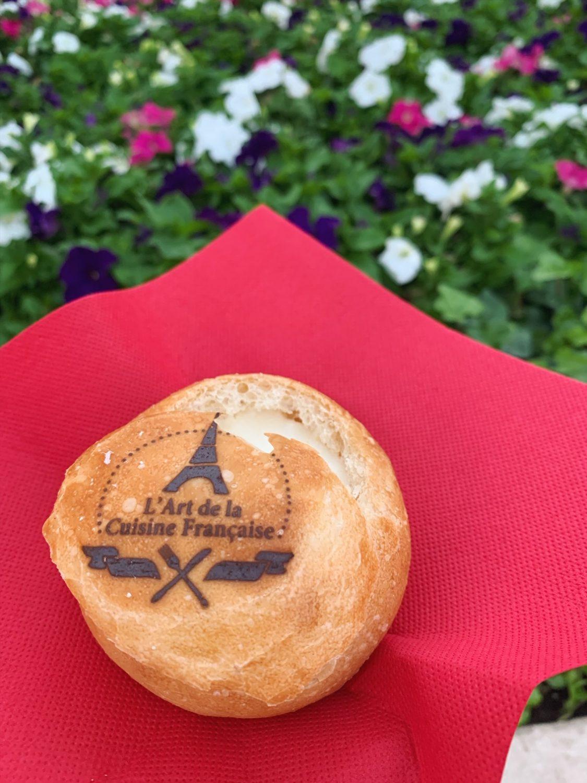 Epcot International Festival of the Arts de Brie en Petit Pain