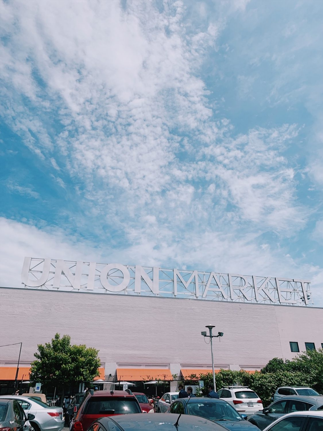 Union Market Washington DC