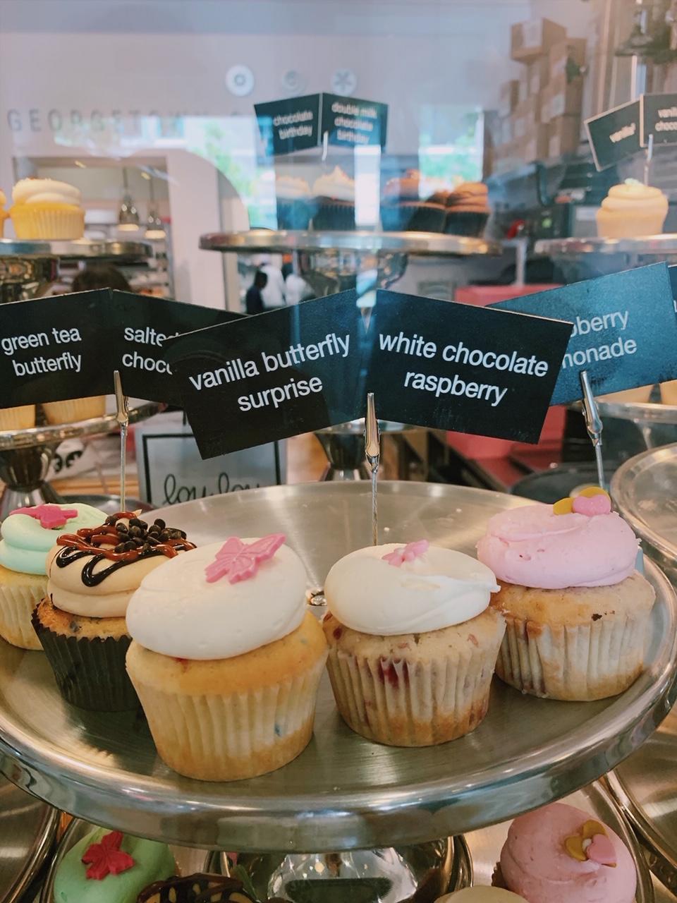 Georgetown Cupcake Washington DC