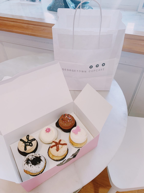 Georgetown Cupcake Bethesda Row