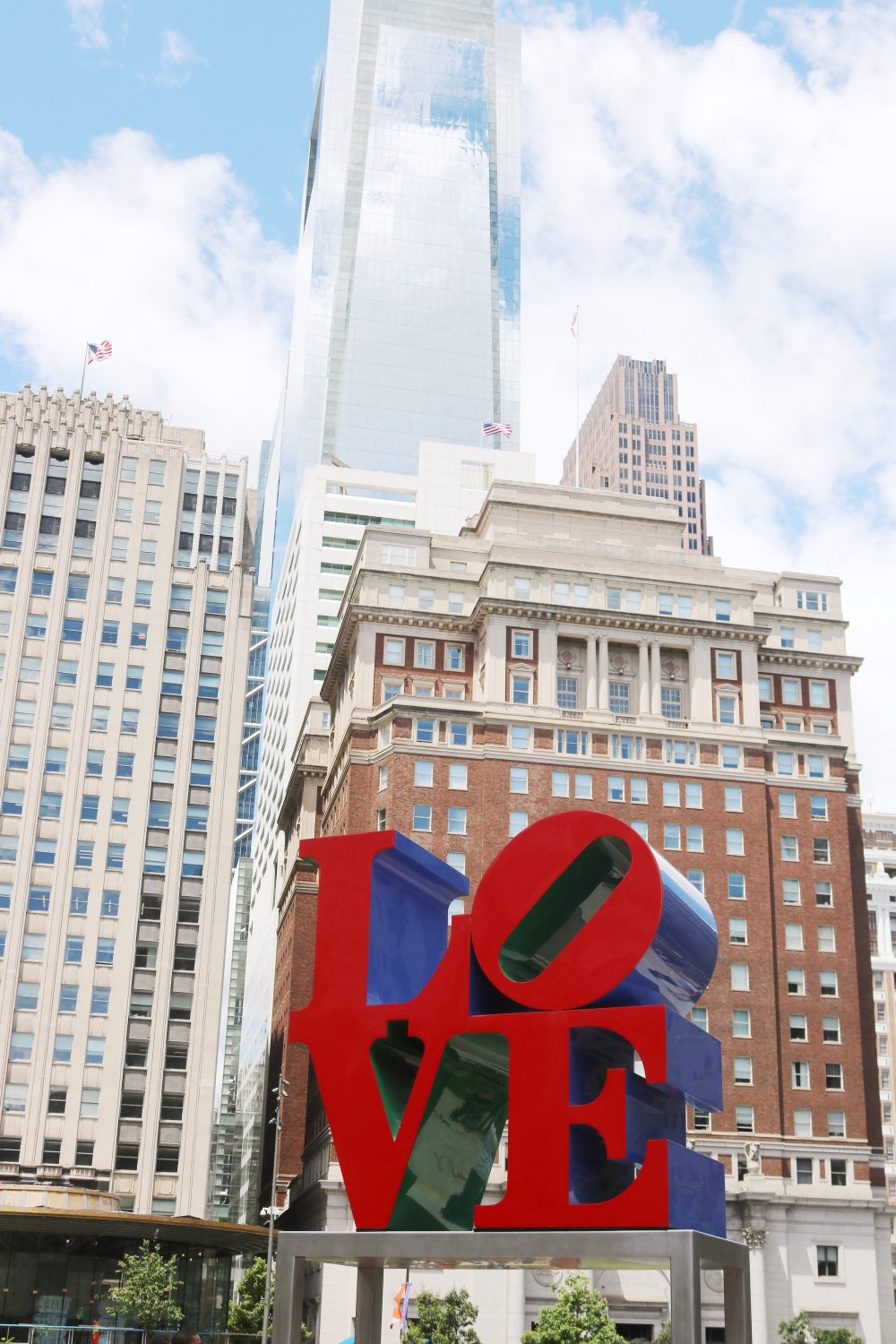 Love Park Love Sign Philadelphia