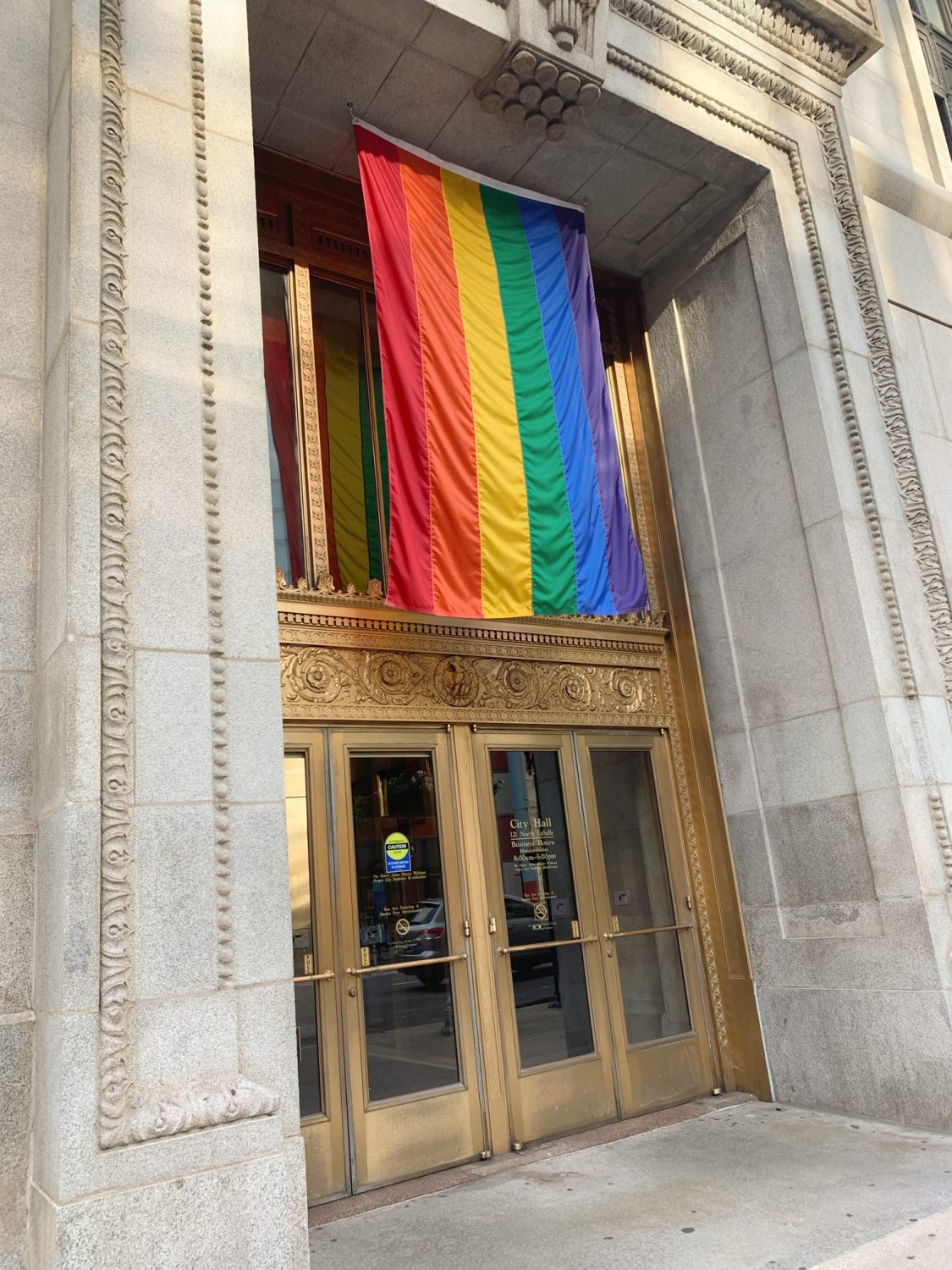 Pride Month in Chicago