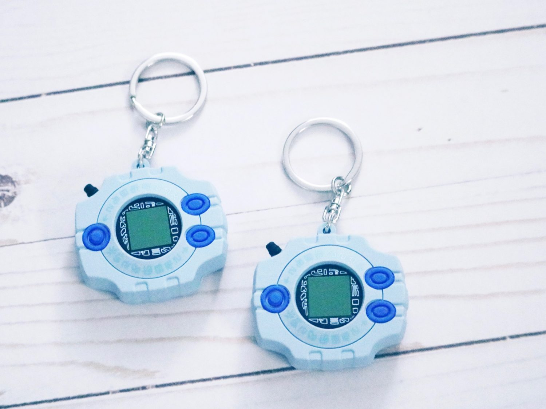 Digimon Blind Bag Figural Keyrings