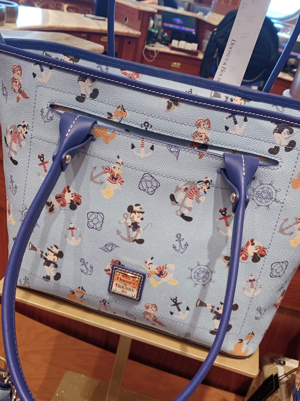 Disney Dream Disney Cruise Line Dooney & Bourke Bag