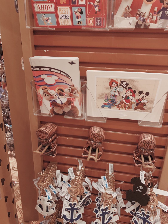 Disney Dream Disney Cruise Line Postcards
