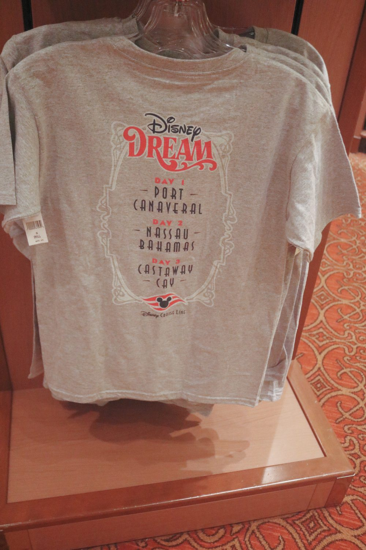 Disney Dream Disney Cruise Line Shirts