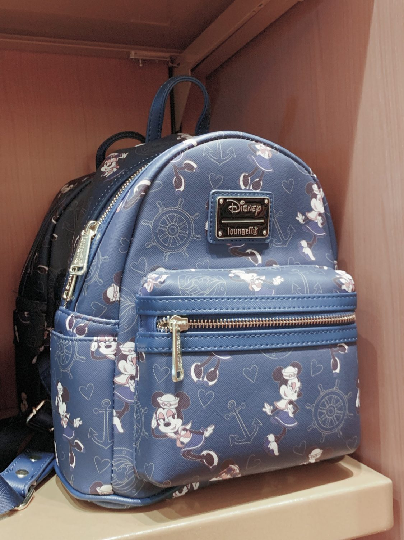 Disney Dream Disney Cruise Line Loungfly Mini backpack