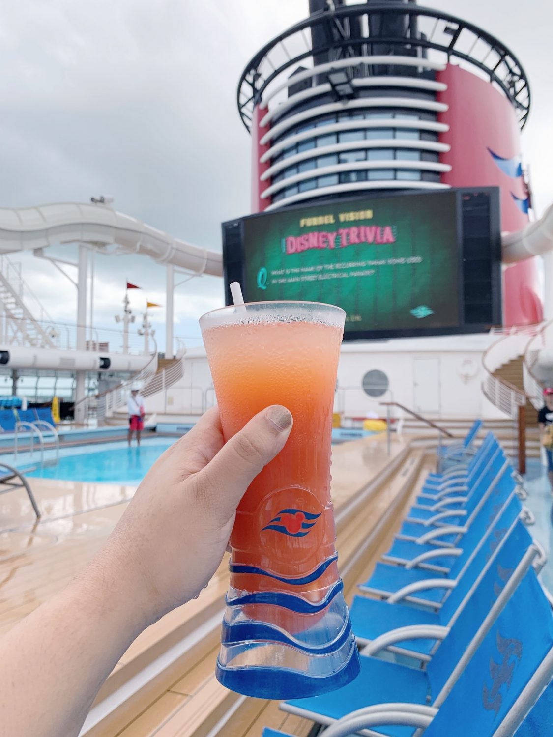 Disney Cruise Line Disney Dream Drink of the Day