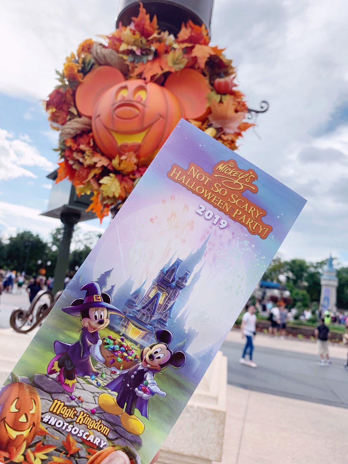 2019 Mickey's Not So Scary Halloween Party Disney World