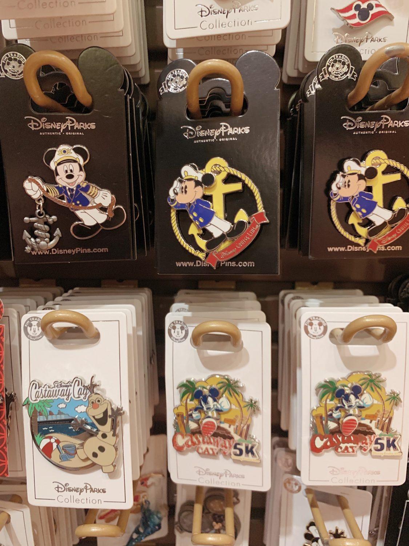 Disney Dream Disney Cruise Line Pins
