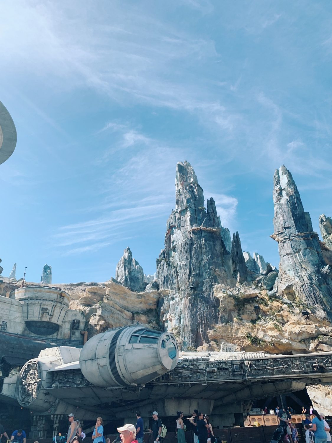 Star Wars Galaxy's Edge Walt Disney World