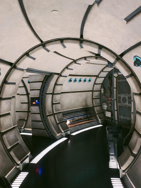 A Guide to Star Wars: Galaxy's Edge in Disney World Millennium Falcon: Smugglers Run