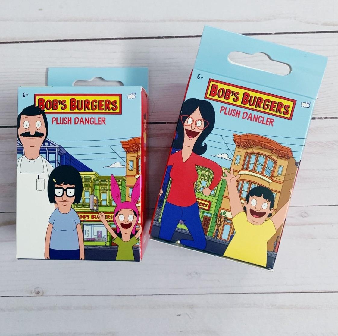 Bob's Burgers Plush Dangler