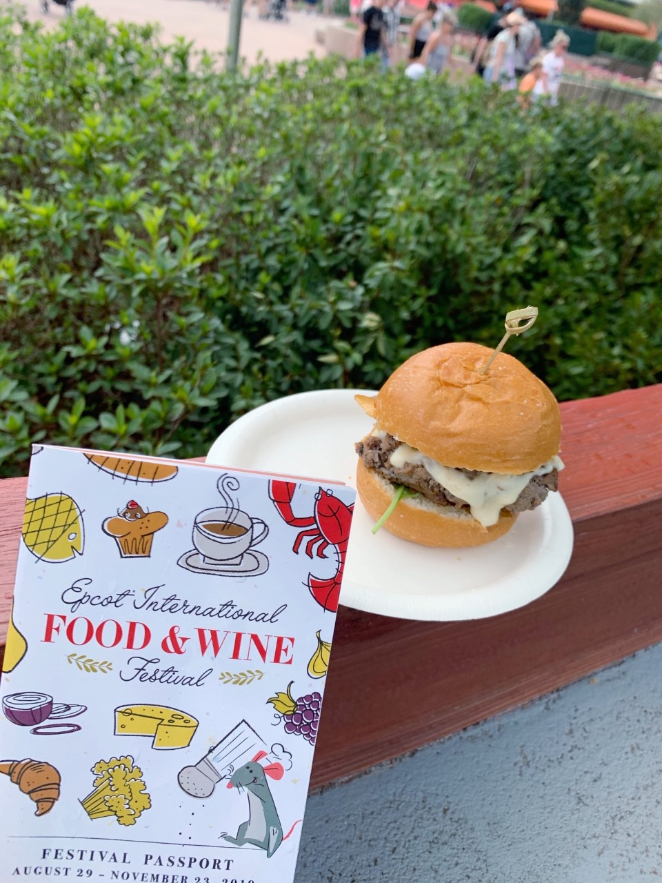 Rating the Food at the 2019 Epcot International Food & Wine Festival