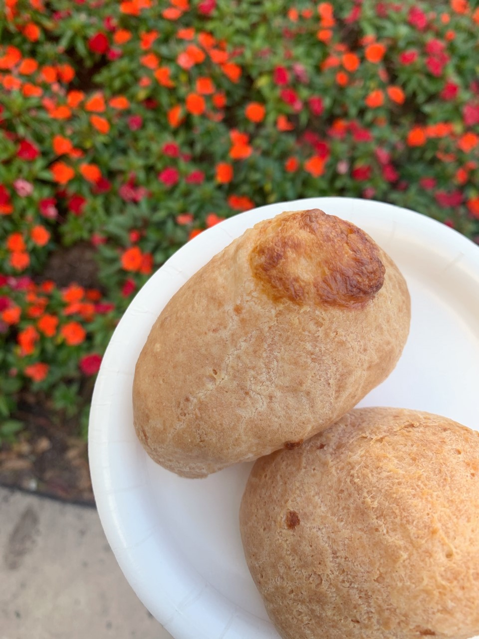 Epcot International Food & Wine Festival Brazilian Cheese Bread