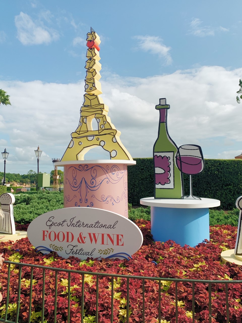 2019 Epcot International Food & Wine Festival