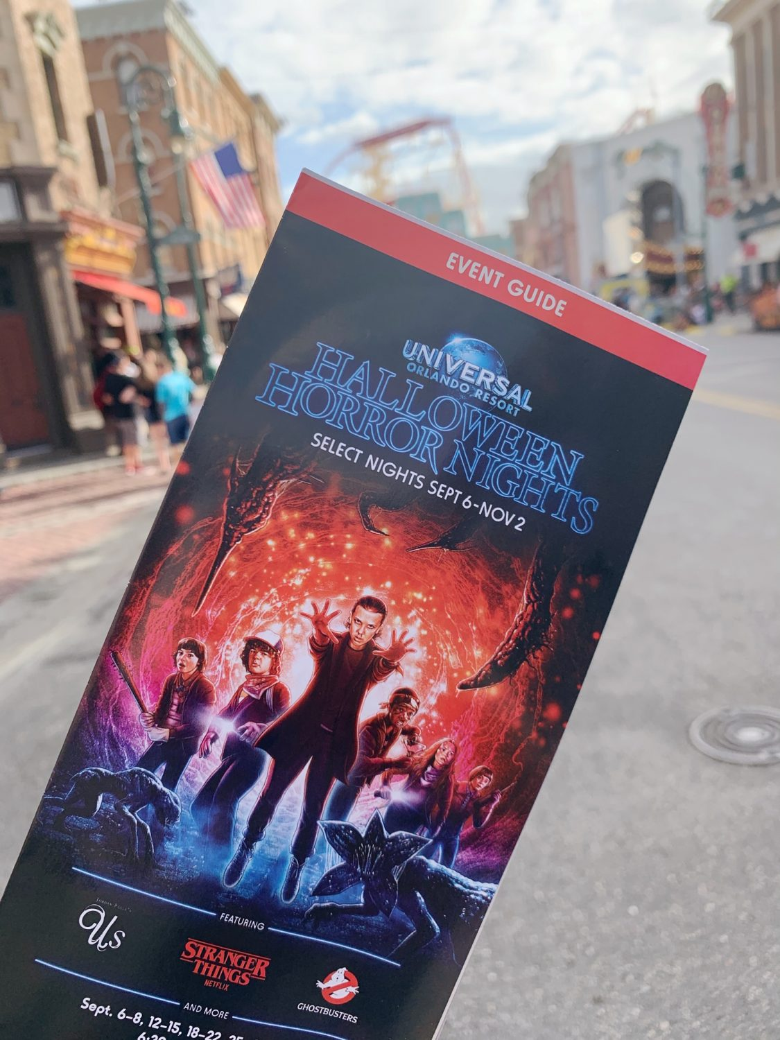 Tips For Surviving Halloween Horror Nights at Universal Orlando