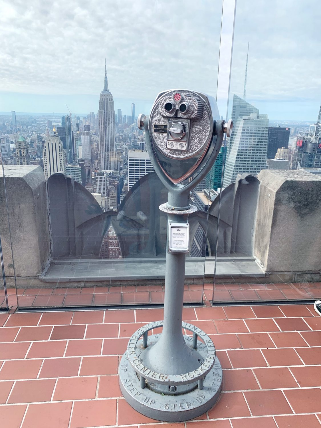 What to Do, Eat and See in NYC: Top of the Rock