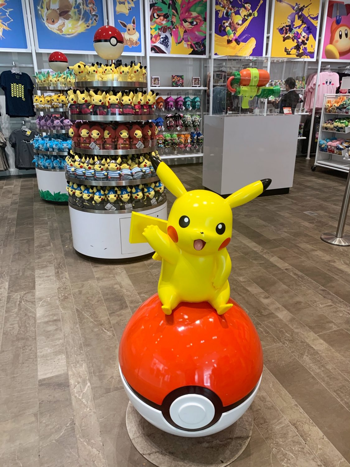 What to Do, Eat and See in NYC: Nintendo Store