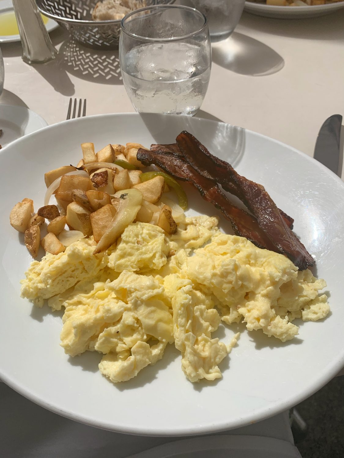What to Do, Eat and See in NYC: Brunch at Rock Center Cafe