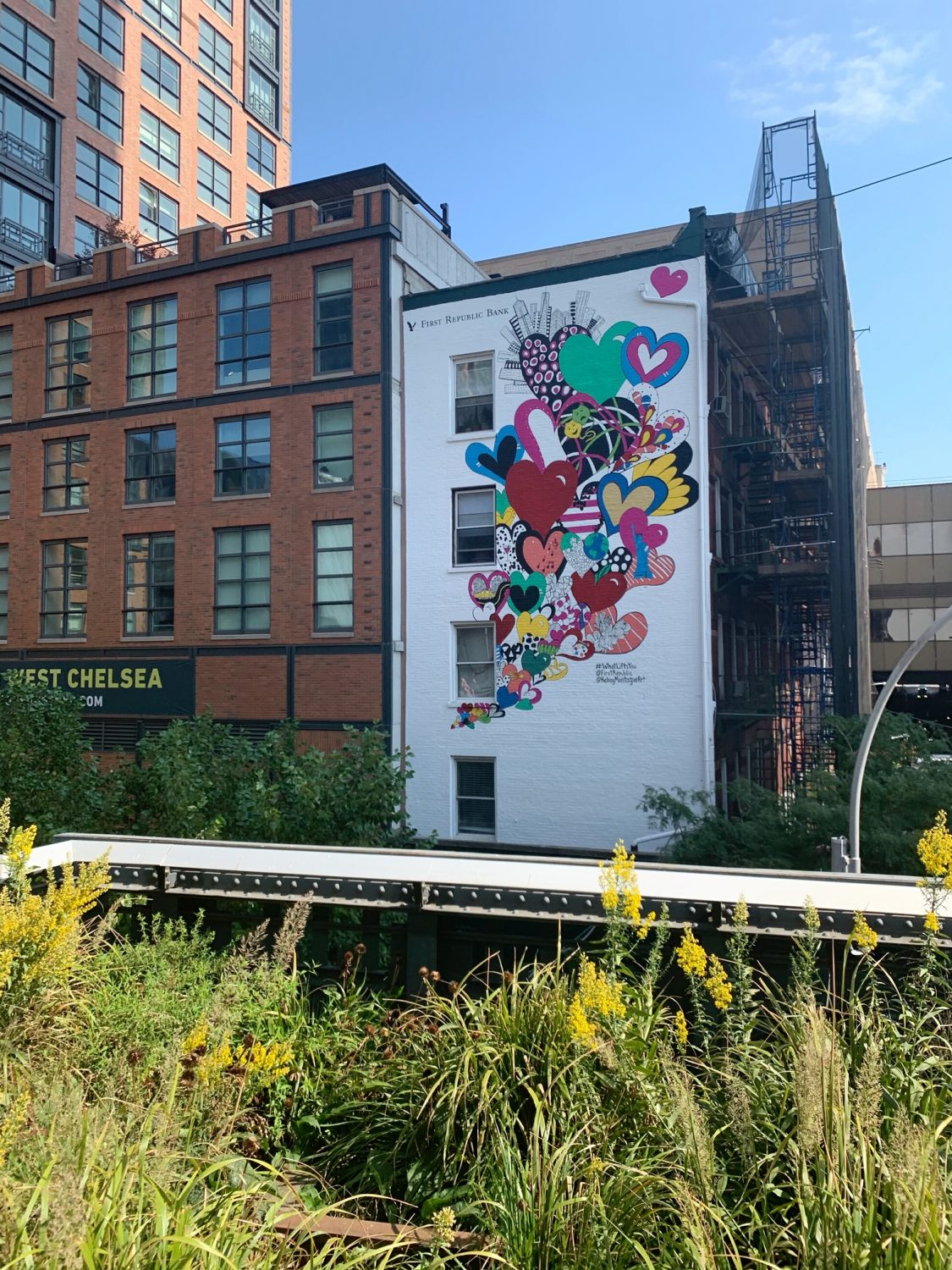 What to Do, Eat and See in NYC: The High Line NYC