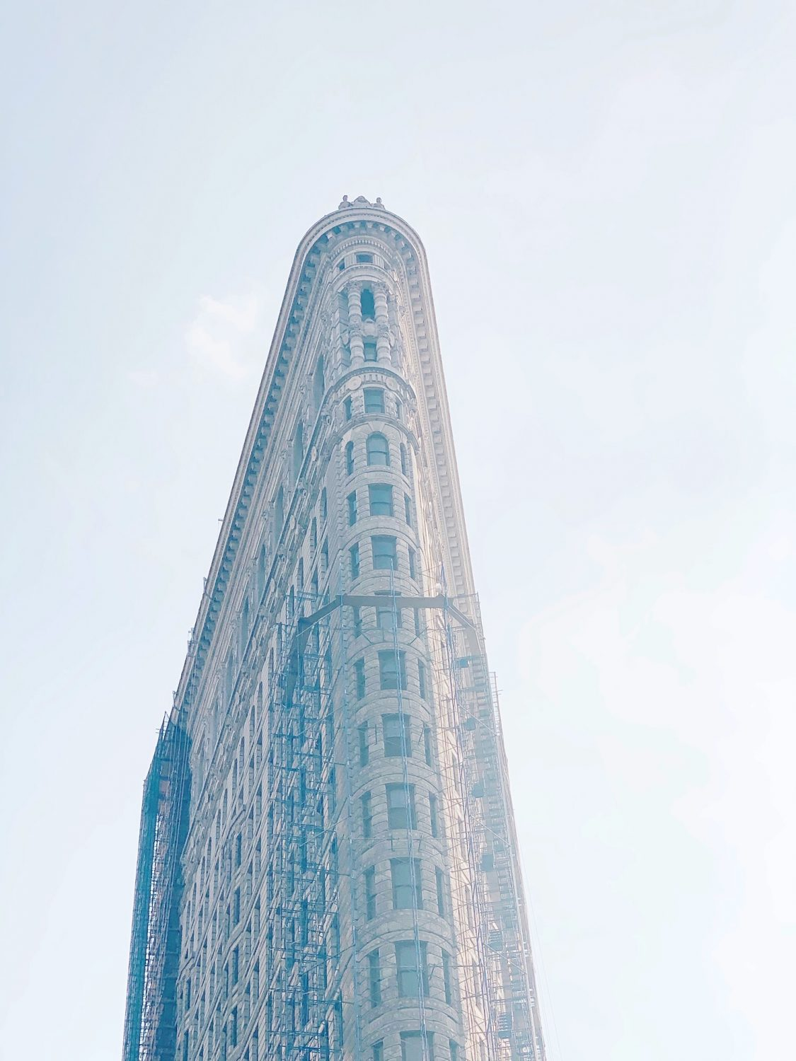 What to Do, Eat and See in NYC: Flatiron Building