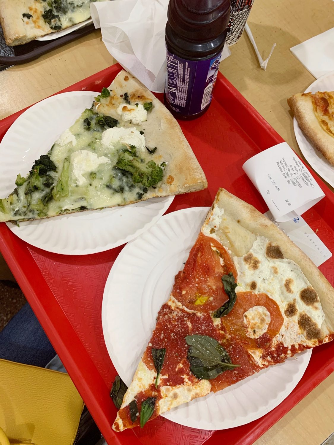 What to Do, Eat and See in NYC: New York Thin Crust Pizza