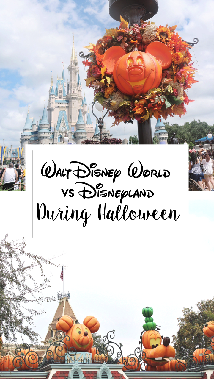 Disney World vs. Disneyland During Halloween: Which is Better?