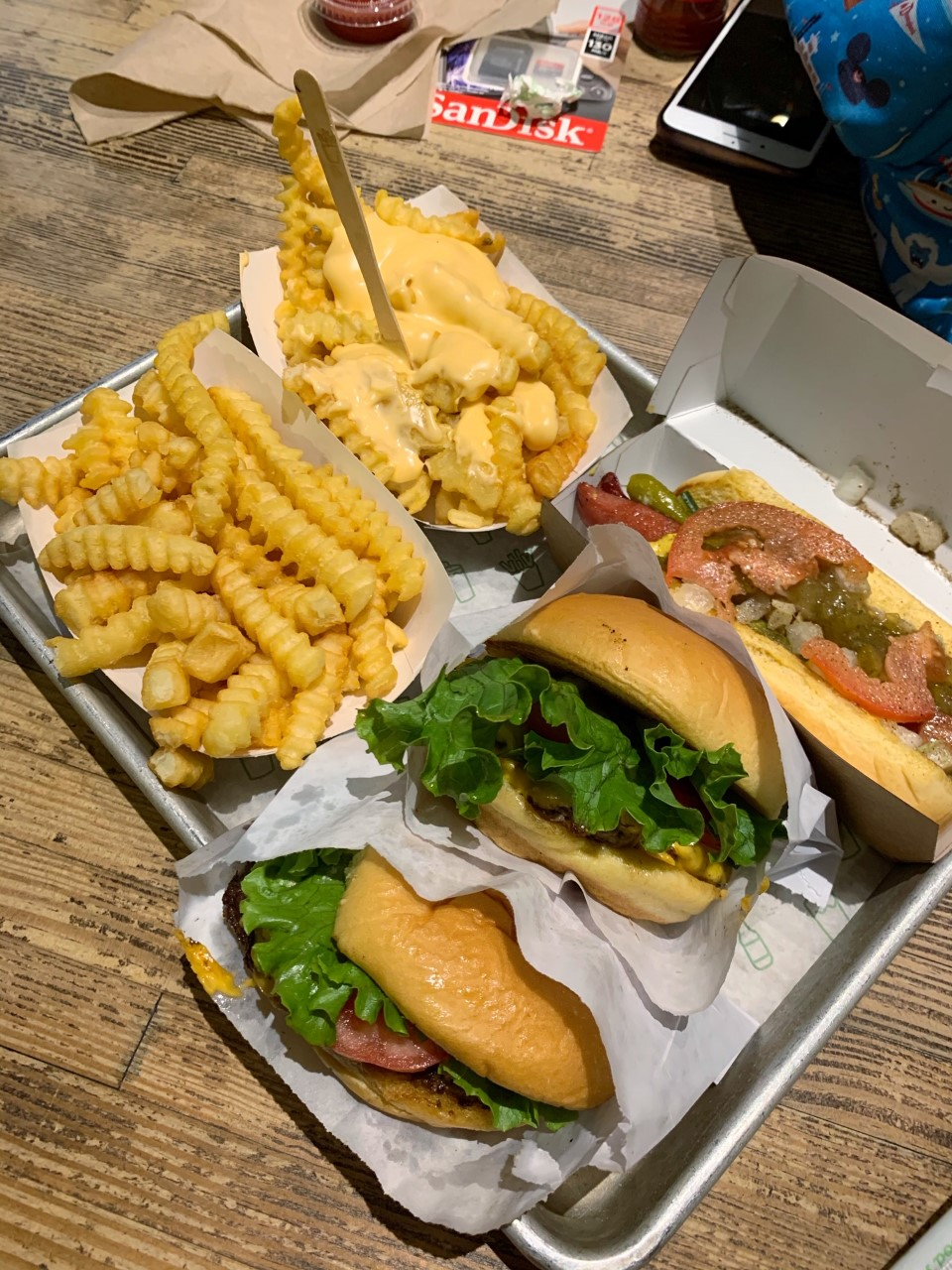 What to Do, Eat and See in NYC: Shake Shack