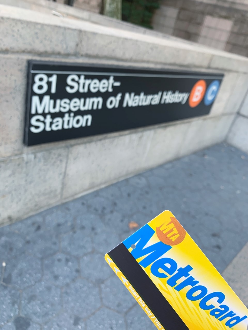 What to Do, Eat and See in NYC: Buy a Metro Card