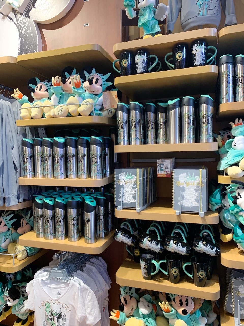 What to Do, Eat and See in NYC: Disney Store in Times Square